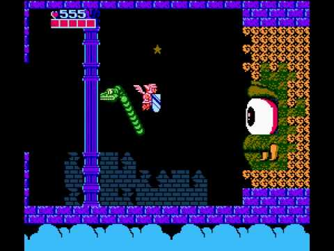 NES Longplay [060] Kid Icarus