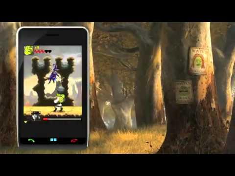 Shrek Forever After TheJogos Para Celular Trailer