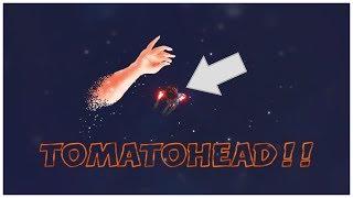 'New' FORTNITE TomatoHead Skin Gameplay!! Axeroni Pioaxe !