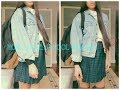 How I Style: School Uniform ☮