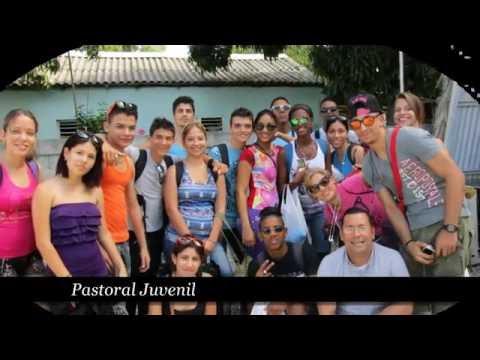 Pastoral Juvenil en Guantanamo, Cuba