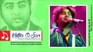 Download Hindi Video Songs - Mon majhi re by Arijit Singh from Boss