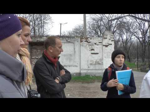 Таганрог. История старого кладбища.