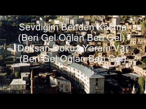 Bitlis'te 5 Minare l Sözleri ile birlikte