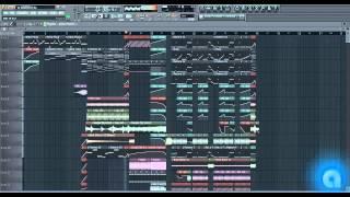 Martin Garrix & Firebeatz - Helicopter (Fl Studio Remake) Incl. FLP