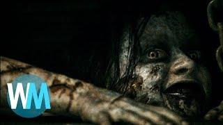 Топ 10 Резких Пугалок из Фильмов Ужасов