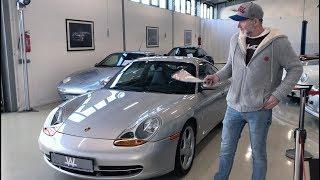 Porsche 996 Coupe