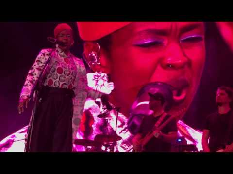 Lauryn Hill feat. Kamasi Washington - Feeling Good - Nina Simone's Cover - live 2017