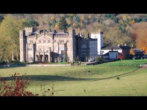 Apley Walled Garden interview with Lady Hamilton - Genevieve Tudor BBC Radio Shropshire