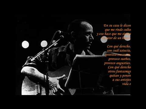 Silvio Rodriguez - El Anónimo