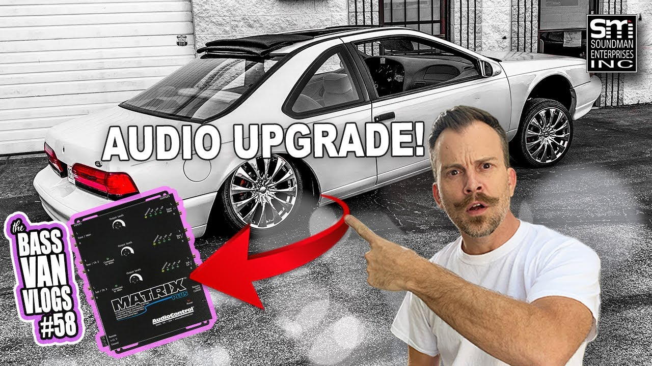 T-Bird Audio Upgrade! - BVV58