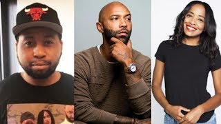 joe budden leaves everyday struggle and complex re signs dj akademiks