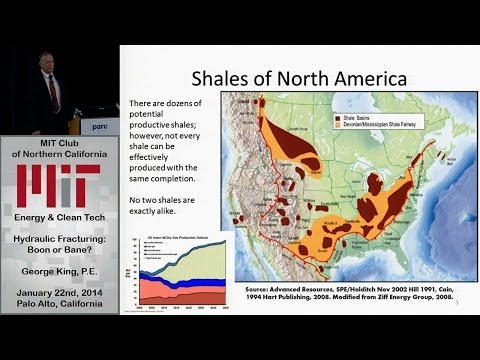 Hydraulic Fracturing: Boon or Bane? - George King, P.E.