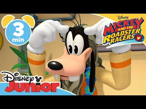 Mickey and the Roadster Racers  Guru Goofy  Magical Moment  Disney Junior UK