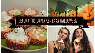 RECETA: Cupcakes de Halloween II Miss Mer Thumbnail
