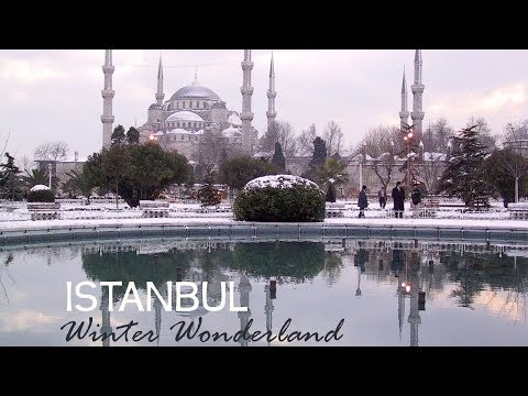 2015 Istanbul Winter Holiday Adventure