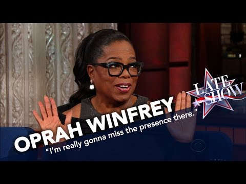 Oprah Winfrey On Michelle Obama: She Has...