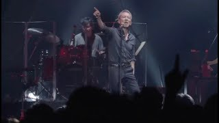 LIVE AT TOKYO DOME CITY HALL 2018年4月1日 FROM THE ALBUM `BLOOD MOON`