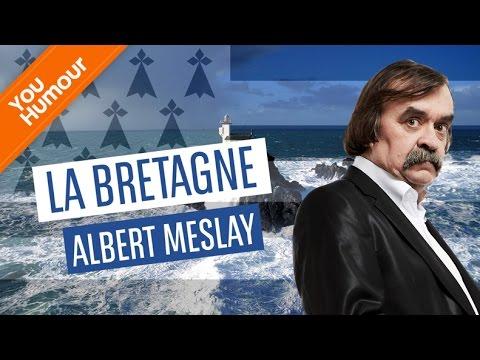 ALBERT MESLAY - La Bretagne