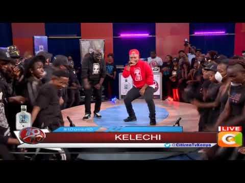 Kelechi Africana, Dj 2one2 Live #10Over10