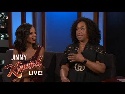 Shonda Rhimes on Casting Kerry Washington as Olivia Pope