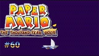Mario se transforma en barco/Paper Mario: La Puerta Milenaria #60