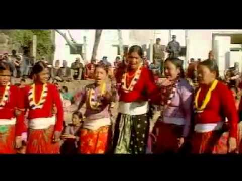 Basan puri dhana(deuda song) by Prakash Thapa and Devi Gharti