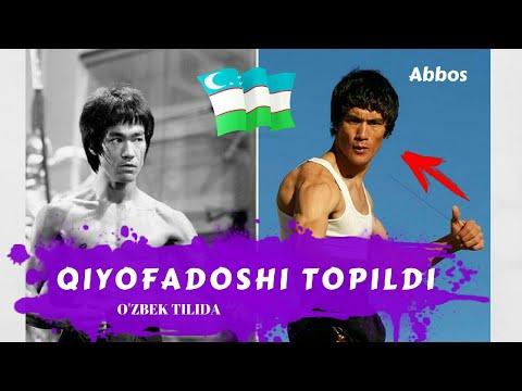 BRYUS LI ning QIYOFADOSHI TOPILDI | Abbos Alizoda | Afg'onistonlik ajdarho | BRUCE LEE | Kung fu