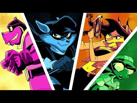 Sly Cooper Saga | Full Movie