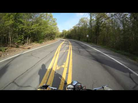 Ride to the Reservoir