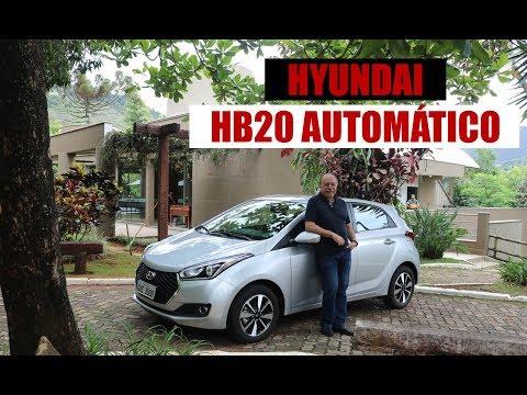 TESTE Hyundai HB20 Premium 1.6 automático 2019, com Emilio Camanzi