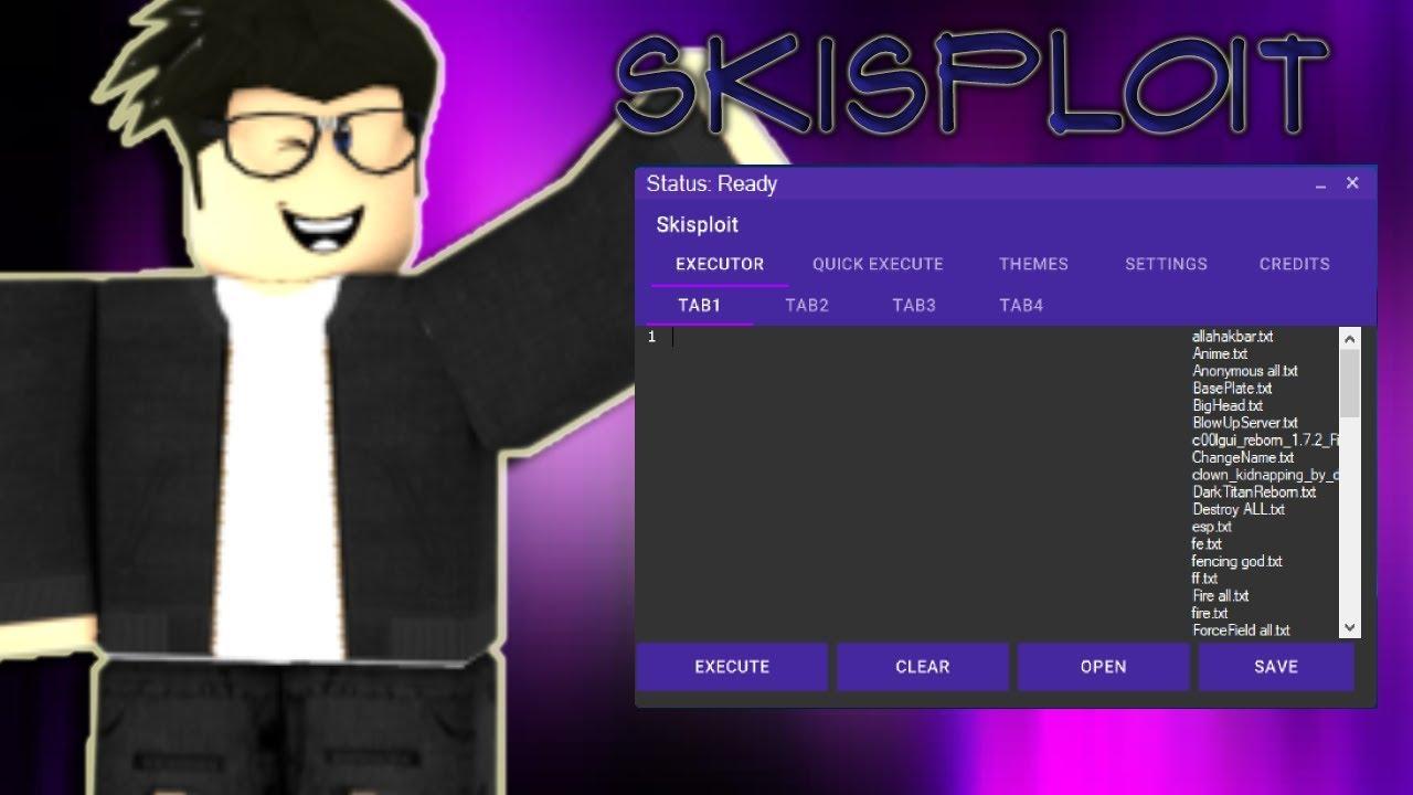 Skisploit Lvl 7 Script Executor September 2018 Exploit Hack Youtube How to download skisploit no key version. youtube