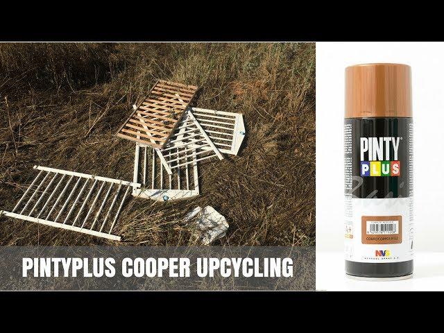Proyecto de Upcycling: de cuna a sofá para terraza