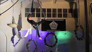 Three Queens Circus Presents Dark Winter 2-4 Robert Silks