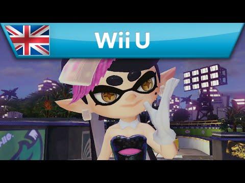 Splatoon - Final Splatfest - Callie Music Video (Wii U)