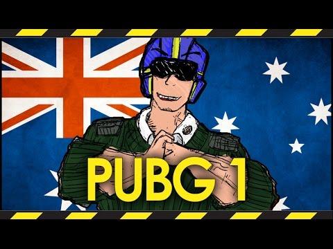 PUBG #1 - PRECISION AUSTRALIAN ENGINEERING (April 7th)