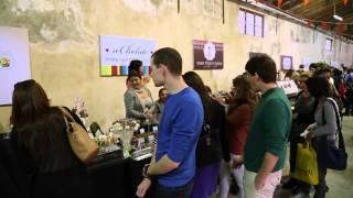 The Chocolate Festival in Tel Aviv. Chocolade uit het land van melk en honing!