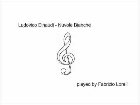 Nuvole Bianche - Ludovico Einaudi (Fabrizio Lorelli)