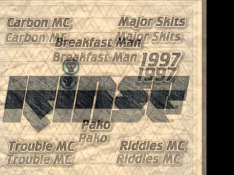 1997 DJ Slimzee Rinse FM Six MC Jungle Show