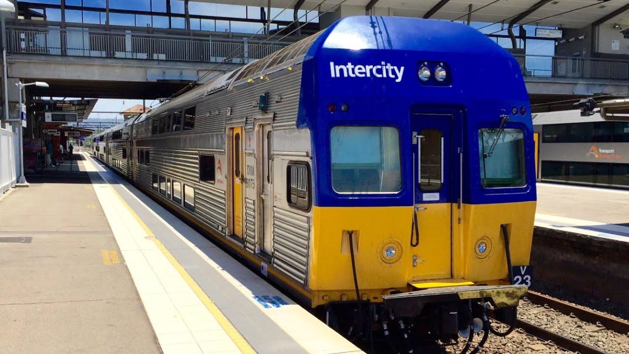 sydney trains vlog 5960x - photo#19