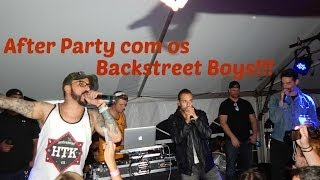 Backstreet Boys - In a World Like This Tour/After Party
