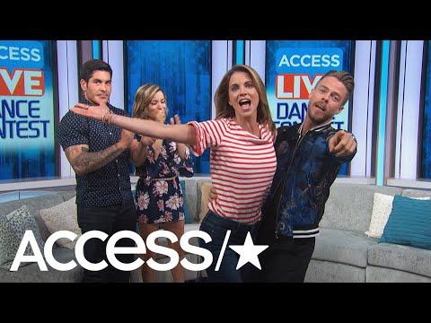 'World Of Dance's' Derek Hough Crushes Access Live's 'Guess That Dance'  Access