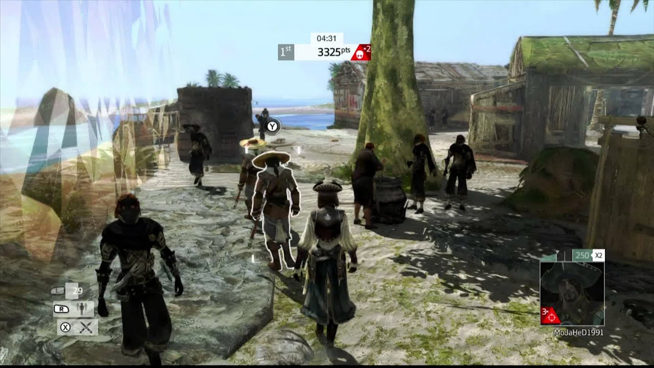 Assassins Creed 4 - How to: Matchmaking, Sacred Land