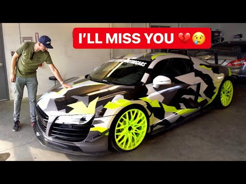 SAYING GOODBYE TO MY DREAM CAR *EMOTIONAL*