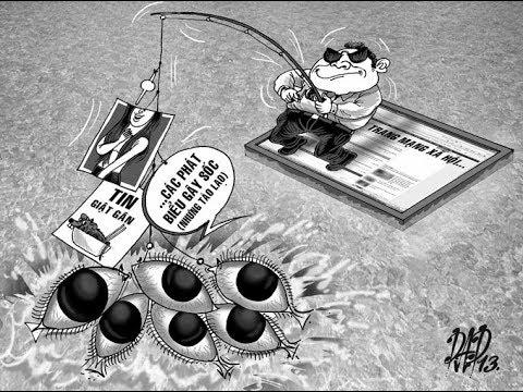 """Vạch mặt những tên """"giặc"""" thông tin ở Việt Nam (272)"""