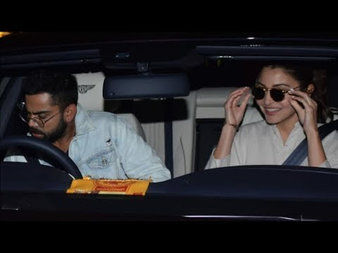 Watch: Virushka returns back to India after holidaying in New Zealand