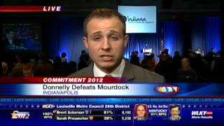 Joe Donnelly wins Indiana Senate race
