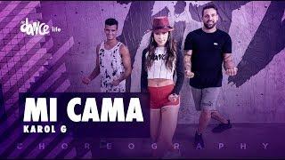 Mi Cama - Karol G | FitDance Life (Coreografía) Dance Video