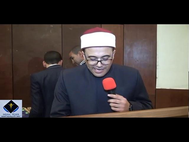 كلمة الدكتور إبراهيم عافية في حفل تخرج الدفعة 53، كلية الدراسات الإسلامية والعربية بنين القاهرة