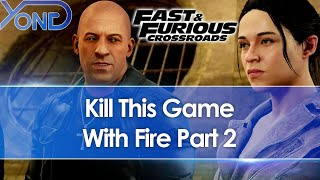 I Beat One Of 2020's Worst Games, Fast And Furious Crossroads